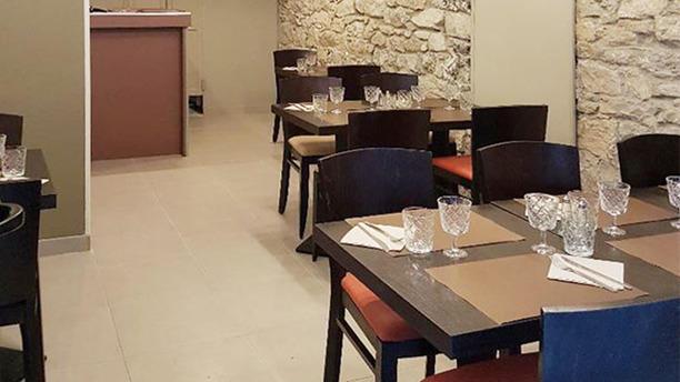 Old Erevan Vue de la salle