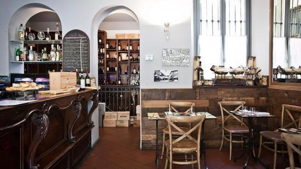 Taverna Visconti Antica Trattoria dal 1994 Sala
