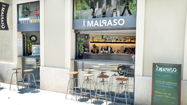 Malpaso Restaurante vista fachada