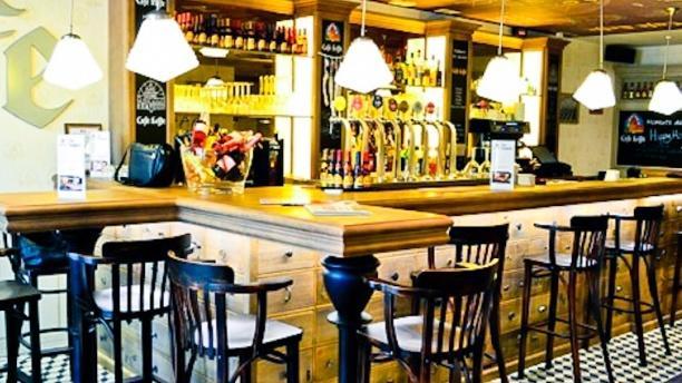 Café Leffe Aperçu du bar