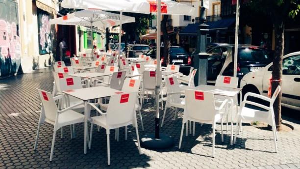 Lolalolita Tapas La terraza