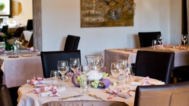 Auberge de La Rippe Salle du restaurant