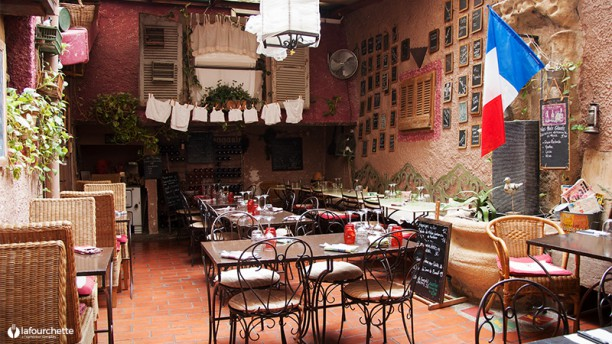 Le Patio in Aix-en-Provence - Restaurant Reviews, Menu and Prices ...