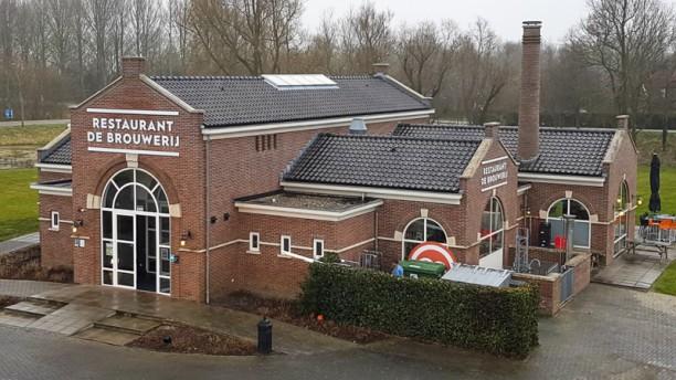 Restaurant de Brouwerij Restaurant