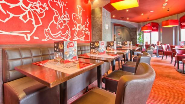 Hippopotamus paris saint lazare 8e restaurant 14 rue de - Restaurant gare saint lazare ...
