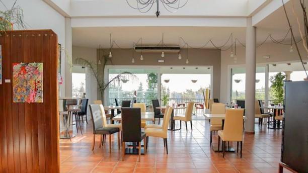 Manai Café Vista de la sala
