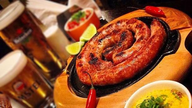 Maria Linguiça Bar Sugestão prato