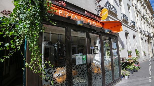 Pizza Di Gio Bienvenue chez Pizza Di Gio, Paris 6ème