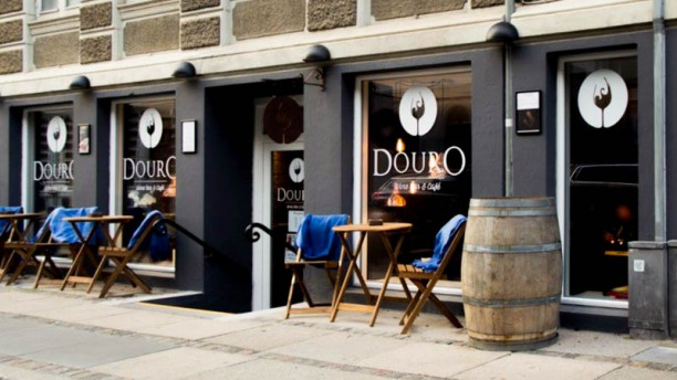 Douro Wine and Foodbar Ingång