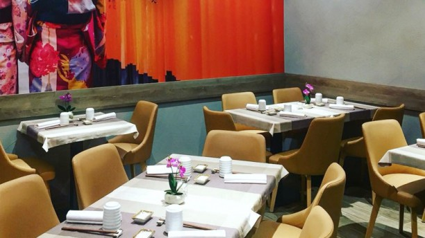 Sushi House Interno