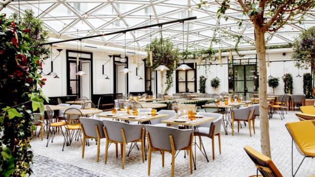 RIB Beef & Wine - Hotel Pestana Casa de la carnicería Vista del interior