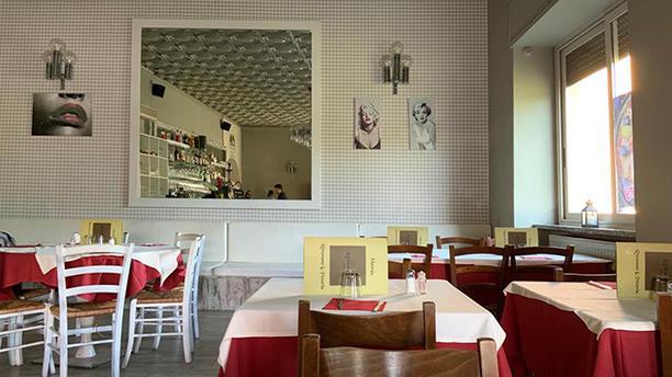 Ristorante & Pizzeria Rosemary Vista della sala