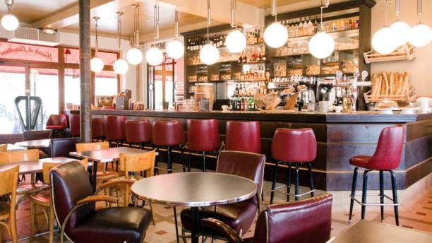restaurant italien boulevard exelmans paris 16. Black Bedroom Furniture Sets. Home Design Ideas