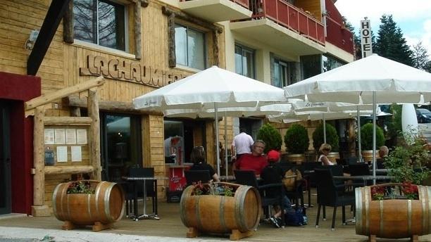 La Chaumi Re Restaurant 96 Avenue Emmanuel Brousse 66120 Font Romeu Odeillo Via Adresse