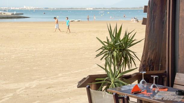Ona Roses Restaurante en la playa