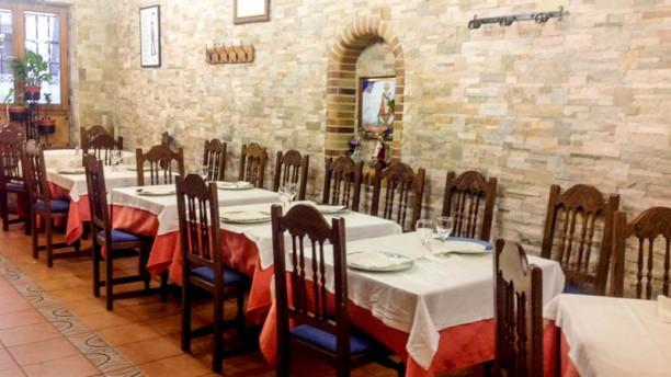 El Rincón Asturiano Vista mesas
