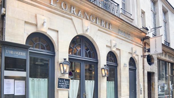 L'Orangerie Paris Bienvenue au restaurant L'Orangerie Paris
