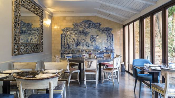 Casa da Comida ristorante portoghese a Lisbona in Portogallo