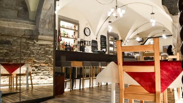 Pizzeria Le Tre Forchette Pisa sala