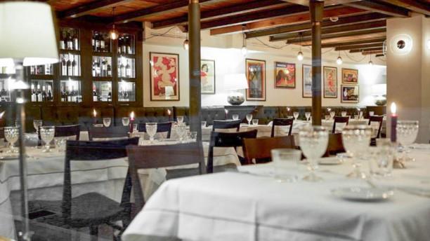 Brasserie & Café D' Europe La sala