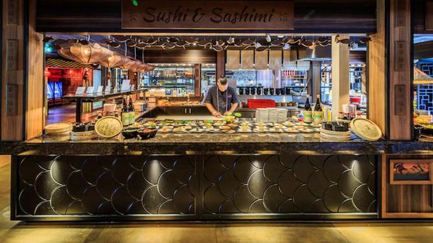 Eastern Plaza Sushi & Sashimi