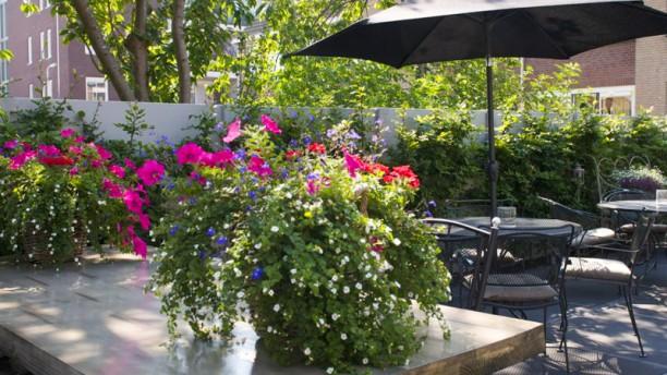 Pieters Restaurant Terras