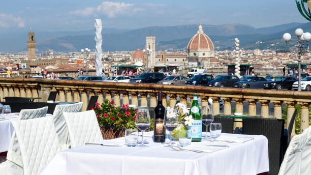 La Loggia in Florence - Restaurant Reviews, Menu and Prices - TheFork