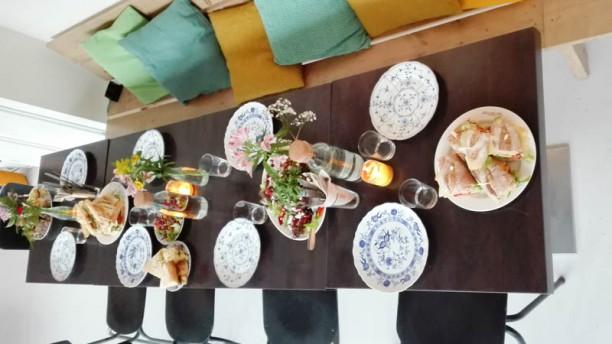 Café Stekker Het restaurant