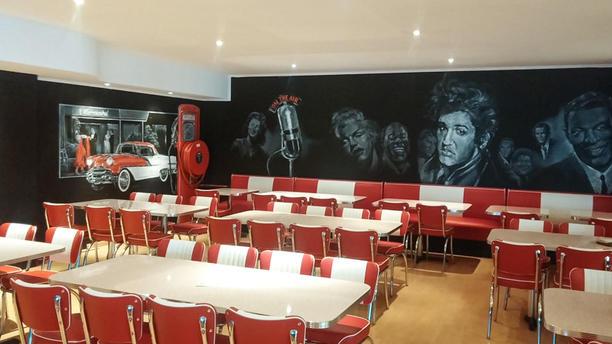 't Vlimmershof Salle du restaurant