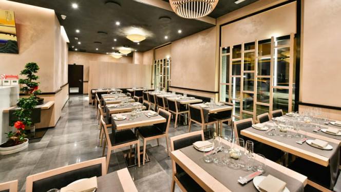 Locale - Fuji Restaurant, Sesto San Giovanni