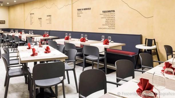 Taverna Toma e Vino Salone ristorante