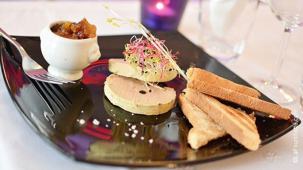 Restaurant chez bibi paris 75009 pigalle saint georges op ra grands boulevards avis - Decoration foie gras assiette ...