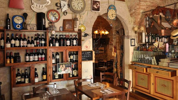 Locanda do Pazzi Interno
