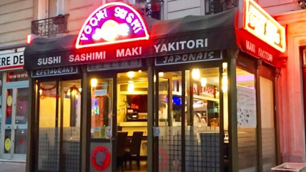 Yooki Sushi Entrée