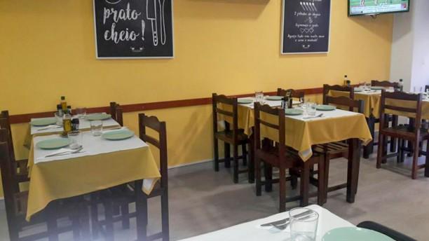 Tempero Brasileiro Lisboa Sala