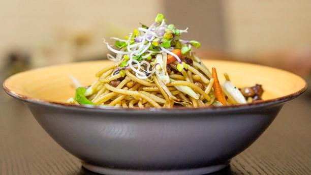 Lasun, Gastronomía Nepalí Sugerencia del chef