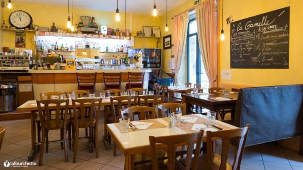 La Gamelle de Montchat Salle du restaurant