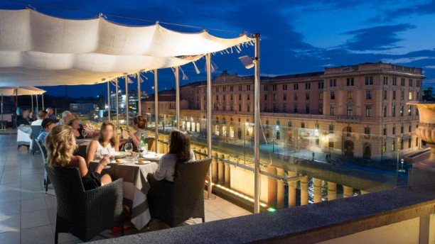 Top Of The Carlton In Venice Restaurant Reviews Menu And