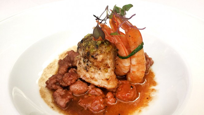 Sugerencia del chef - El Mall Restaurant, Barcelona