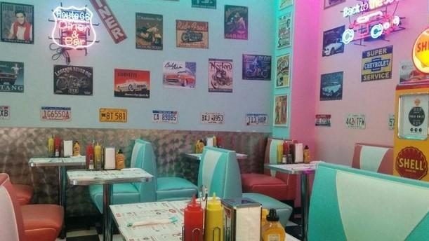 Little Rock Diner Salle
