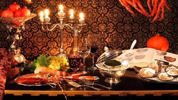 La Malmaison buffet