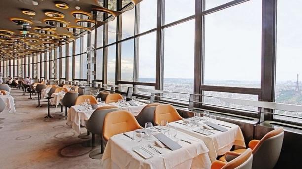 Restaurant le ciel de paris paris 15 me 75015 montparnasse menu avis - Restaurant ciel de paris montparnasse ...