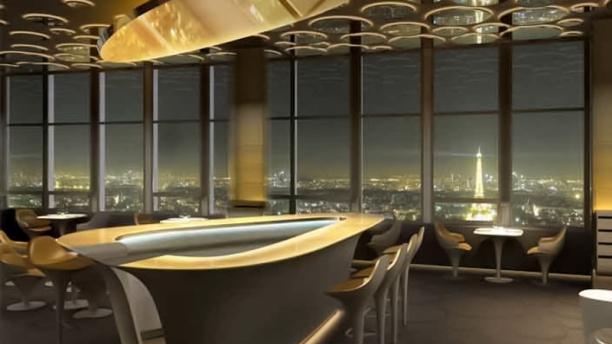 Restaurant le ciel de paris in paris gourmet review price and booking - Restaurant ciel de paris ...