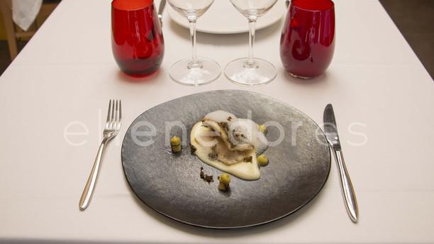 Restaurant Etapes Barcelona Menu