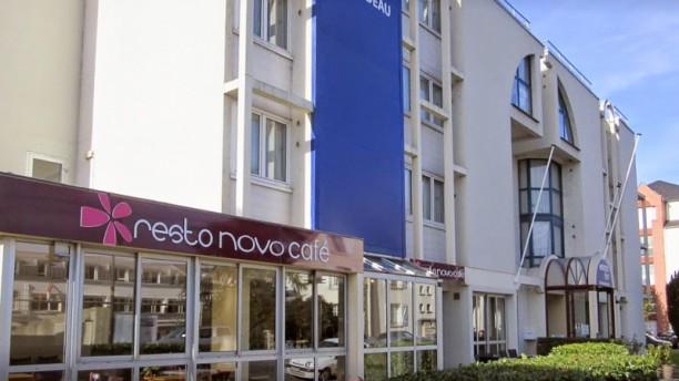 Restaurant Hotel Inn Design Resto Novo  U00e0 Tours  37000