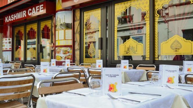 Kashmir Café - Restaurant - Montreuil