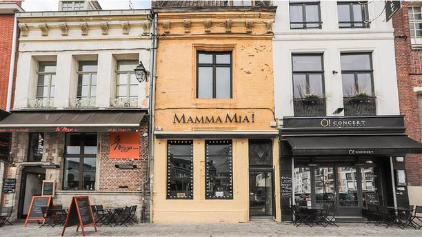 Mamma Mia Pinseria - Lille Salle