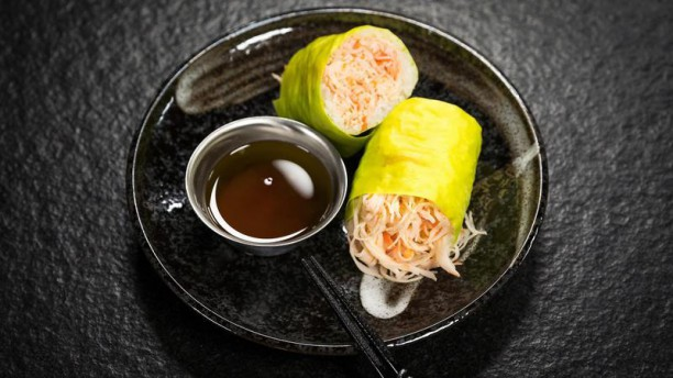 Moloko Pigalle Butter Crab Roll