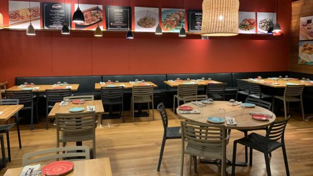 El Racó - Maremagnum Sala del restaurante