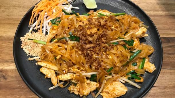 Bai Thai Suggestion de plat